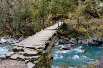 Trek from Taluka to Osla